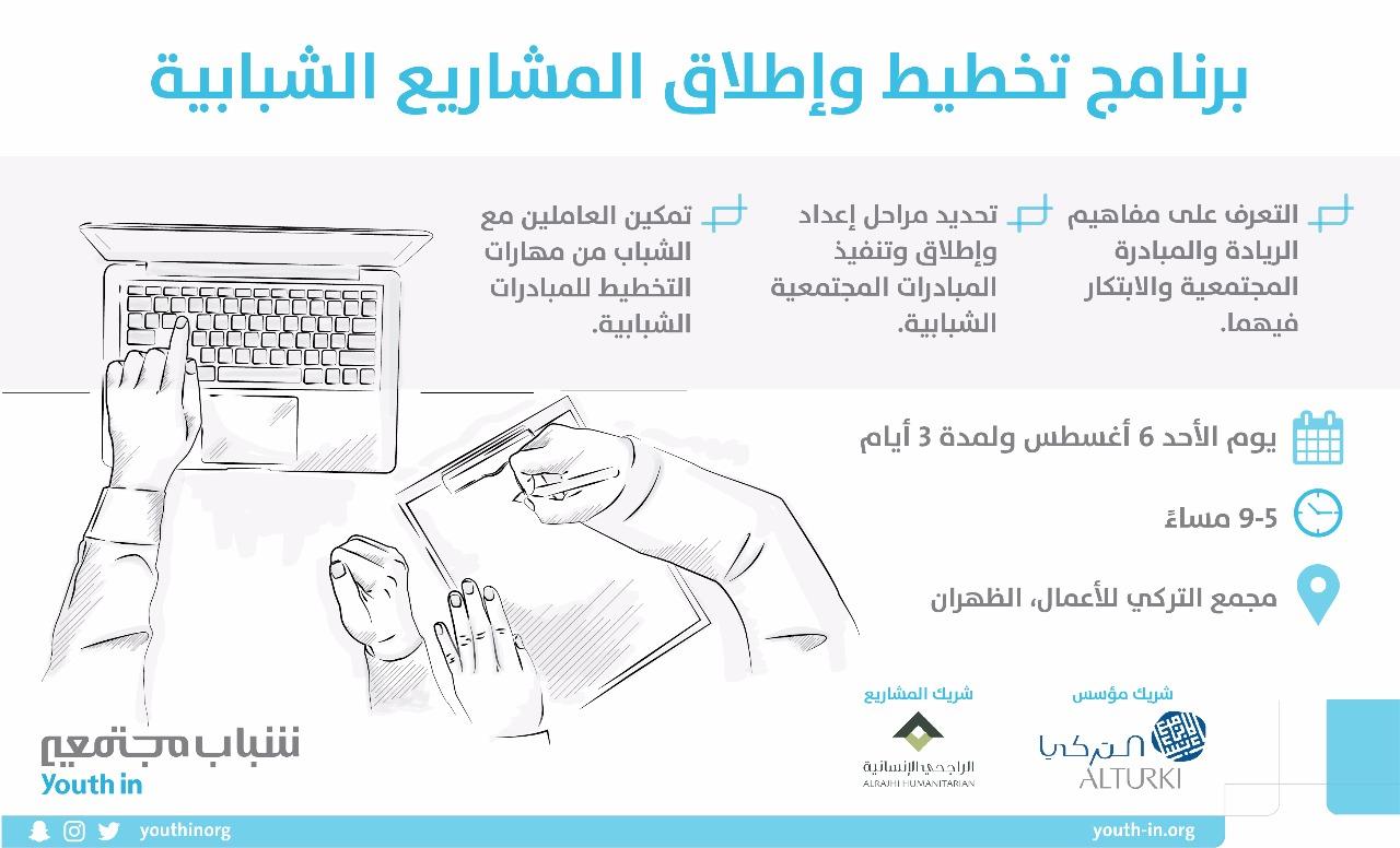 برنامج تخطيط وإطلاق البرامج الشبابية